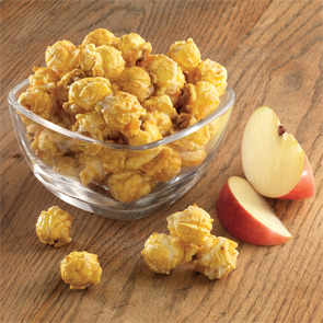 Candied Apple Popcorn