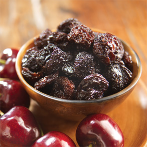Only 100% Bing Cherries