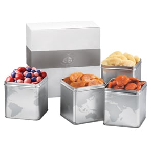 Sweet Harmony 4-Tin Boxed Gift Set