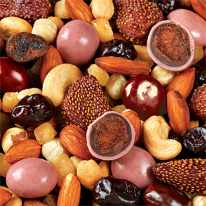 Trail Mix & Chocolate Medley