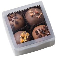 Four Truffle Box - Assorted