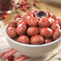 All-Natural Cranberry Chocolates OUT OF STOCK
