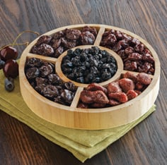 Berries & Cherries Sampler Wheel