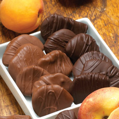 Dark Chocolate Apricot Treasures<BR>OUT OF STOCK