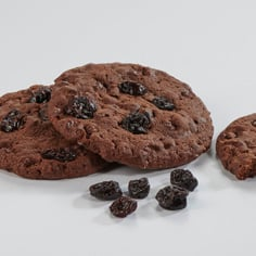 Double Chocolate Cherry Homestyle Cookies<BR>OUT OF STOCK