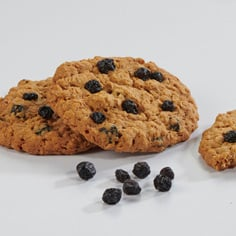 Oatmeal Blueberry Homestyle Cookies