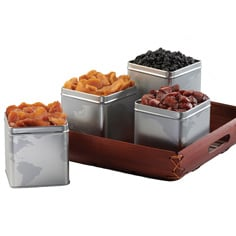 Personal Picks 4-Tin Gift Tray