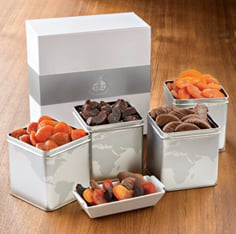 Personal Picks 4-Tin Boxed Gift Set