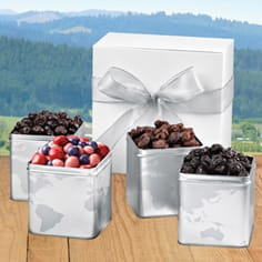 Very Cherry 4-Tin Boxed Gift Set<BR>OUT OF STOCK