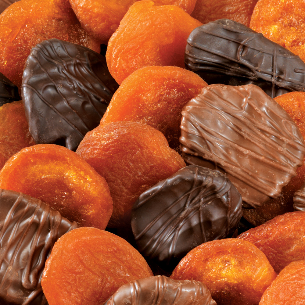 Apricot & Chocolate Medley