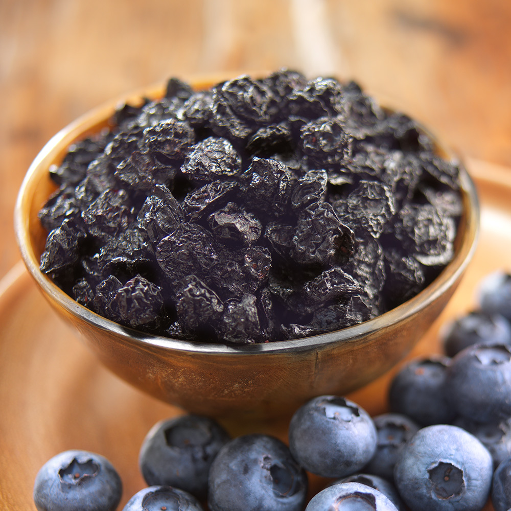 Only 100% Blueberries